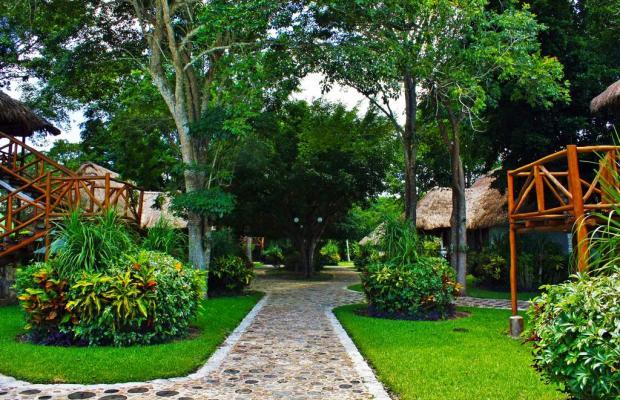 фотографии отеля Chicanna EcoVillage Resort изображение №35