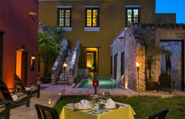 фотографии отеля Hacienda Puerta Campeche изображение №27