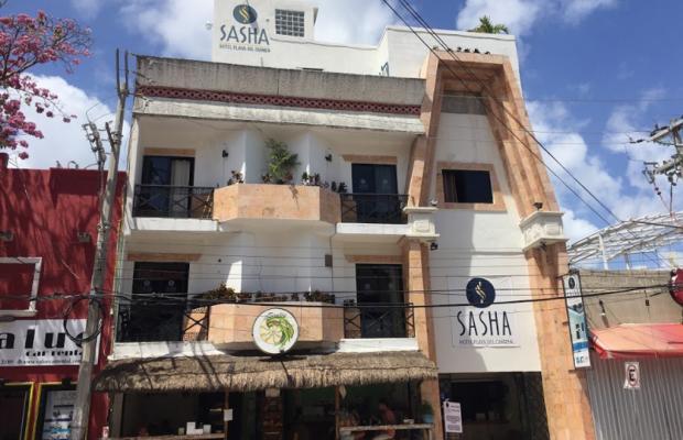 фото отеля Sasha Hotel Playa Del Carmen изображение №1