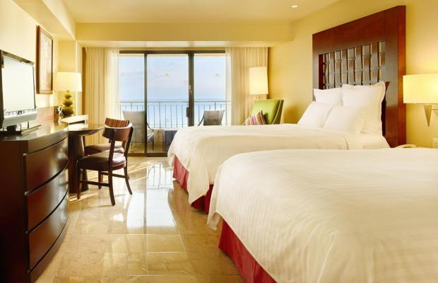 фото отеля Marriott Puerto Vallarta Resort & Spa изображение №61