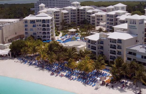 фотографии отеля Occidental Costa Cancun (ex. Barcelo Costa Cancun) изображение №11