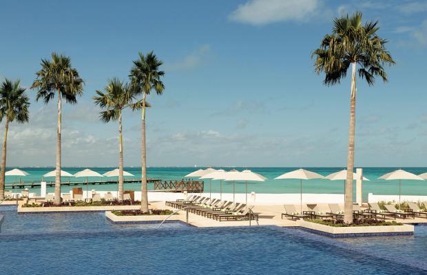 фотографии отеля Hyatt Ziva Cancun (ex. Dreams Cancun; Camino Real Cancun) изображение №99