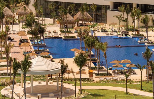 фотографии Hyatt Ziva Cancun (ex. Dreams Cancun; Camino Real Cancun) изображение №60