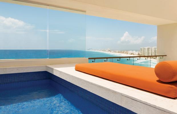 фотографии отеля Hyatt Ziva Cancun (ex. Dreams Cancun; Camino Real Cancun) изображение №27