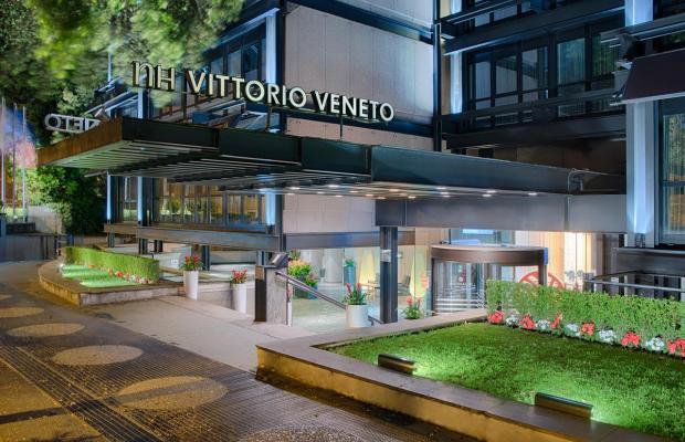 фотографии NH Collection Roma Vittorio Veneto (ex. Jolly Vittorio Veneto) изображение №4