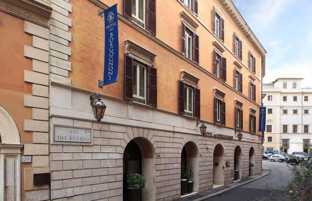 фото отеля Hotel Dei Borgognoni изображение №1