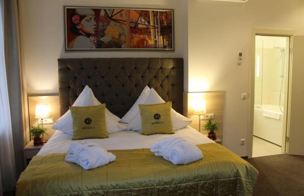 фотографии отеля Astor Riga изображение №11