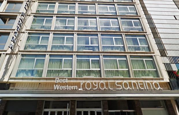 фото отеля Best Western Premier Hotel Royal Santina изображение №1