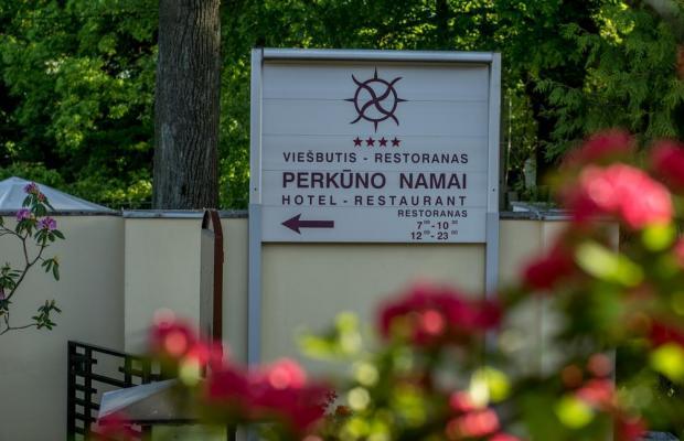 фото отеля Perkuno Namai изображение №21