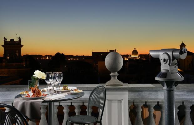 фото отеля Savoy Hotel Rome изображение №53