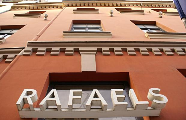 фото Rafael Hotel Riga (ex. Enkurs) изображение №18
