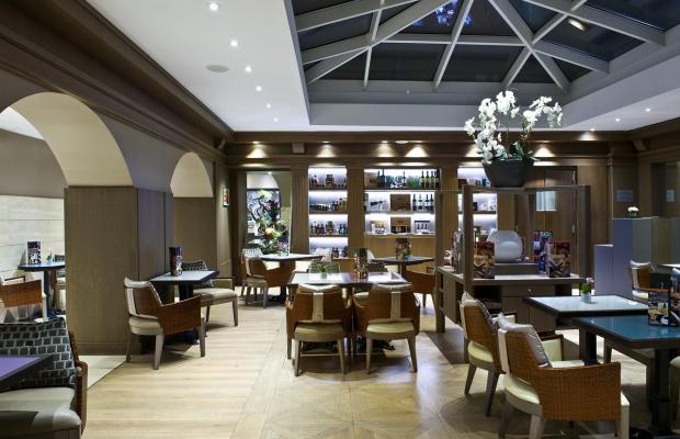 фотографии Hotel Indigo Rome - St. George изображение №36