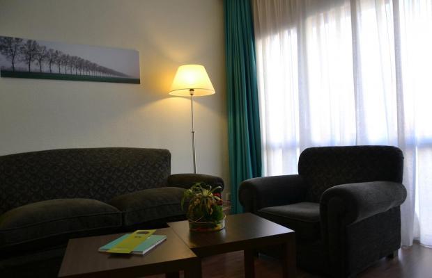 фотографии отеля Hotel Serrano by Silken (ex. Husa Serrano Royal) изображение №15