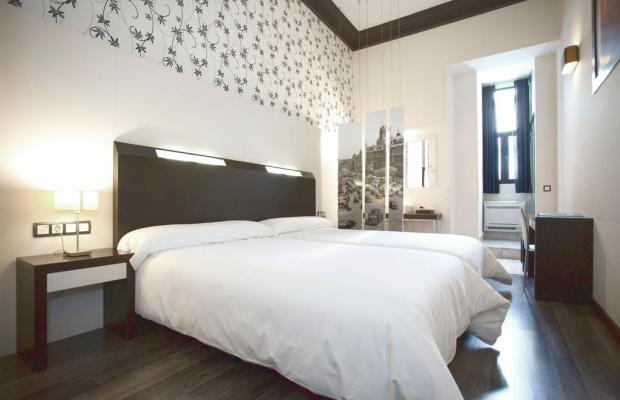 фотографии отеля Hostal Alhambra изображение №15