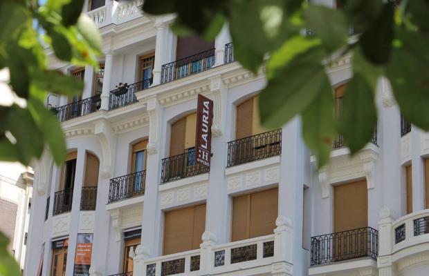 фотографии отеля Hostal Lauria изображение №3