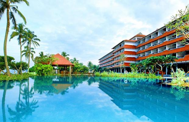 фото отеля Hikka Tranz by Cinnamon (ех. Chaaya Tranz Hikkaduwa; Coral Gardens) изображение №1