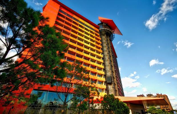 фото отеля Silken Puerta America изображение №1