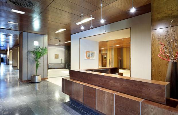 фотографии отеля Eurostars Suites Mirasierra (ex. Sheraton Madrid Mirasierra Hotel & Spa) изображение №19