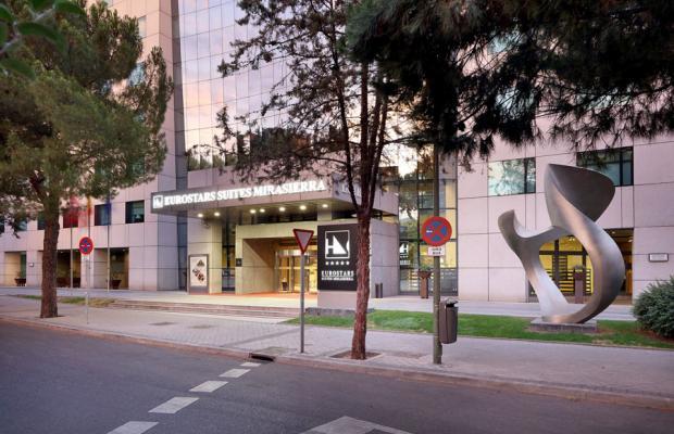 фотографии Eurostars Suites Mirasierra (ex. Sheraton Madrid Mirasierra Hotel & Spa) изображение №16
