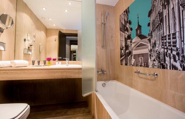 фотографии отеля Leonardo Boutique Hotel Madrid (ex. NH Arguelles) изображение №19