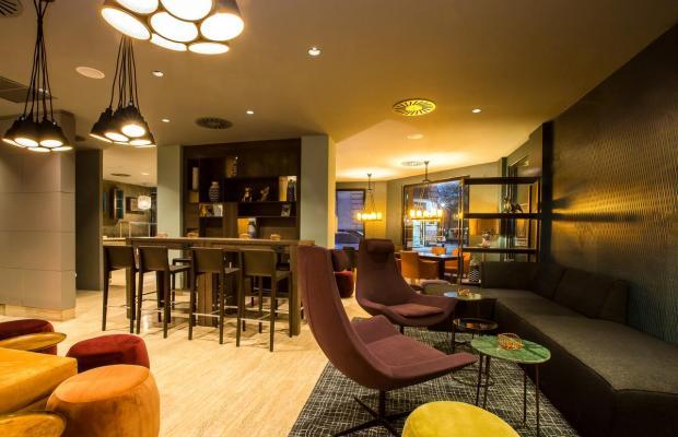 фотографии отеля Leonardo Boutique Hotel Madrid (ex. NH Arguelles) изображение №15