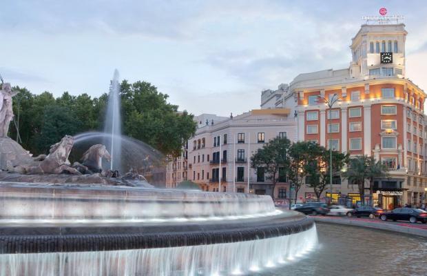 фото отеля NH Collection Madrid Paseo del Prado (ex. Gran Hotel Canarias) изображение №1