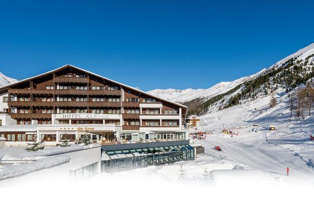 фото отеля Alpina Deluxe изображение №1