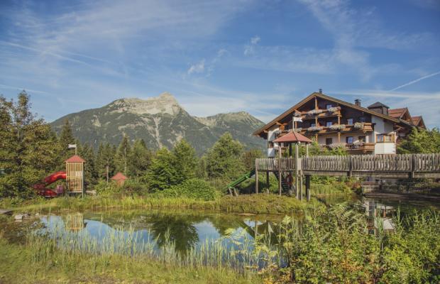 фотографии отеля Aktiv & Familienresort Tiroler Zugspitze изображение №15