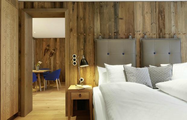фотографии отеля Lowen Hotel Montafon изображение №15