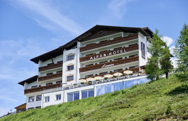 фотографии отеля Alpenhotel Laurin изображение №27