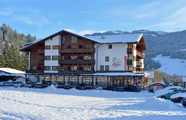 фото отеля Hotel Alpin Scheffau изображение №1