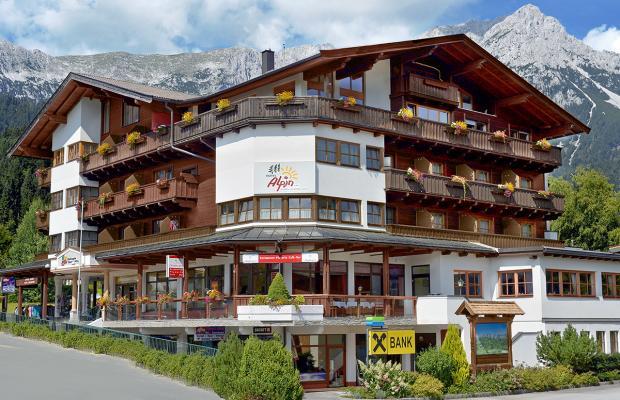фотографии Hotel Alpin Scheffau изображение №8