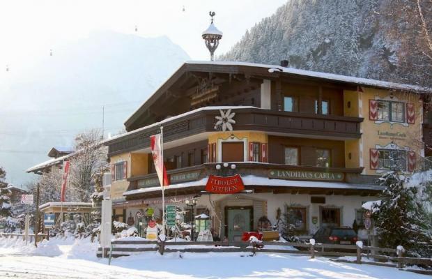 фото отеля Landhaus Carla изображение №1