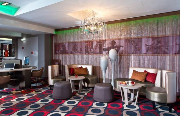 фотографии отеля Leonardo Hotel Vienna (ex. Mercure Wien Europaplatz) изображение №27