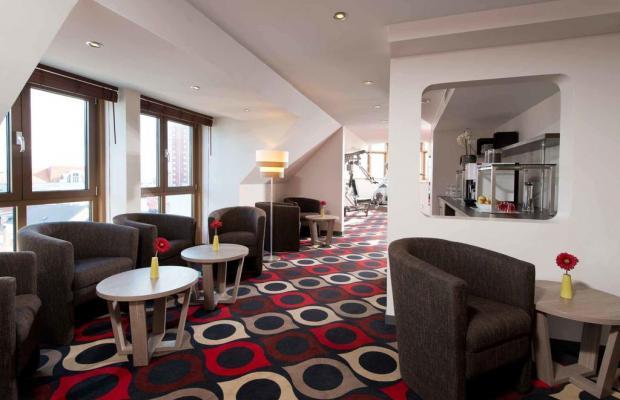фотографии отеля Leonardo Hotel Vienna (ex. Mercure Wien Europaplatz) изображение №11