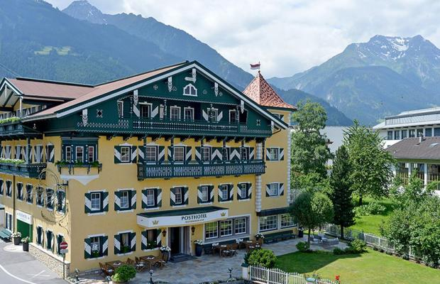 фото Posthotel Mayrhofen (ех.Hotel Garni Postschlossl) изображение №50