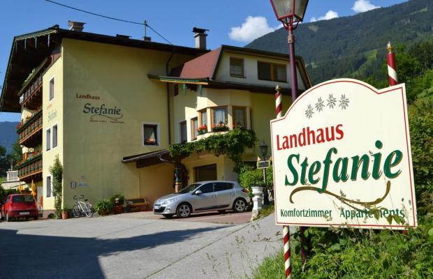 фото отеля Landhaus Stefanie изображение №9