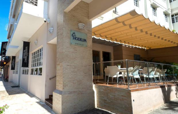 фото отеля Hodelpa Caribe Colonial изображение №1