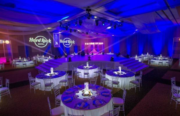 фотографии отеля Hard Rock Cafe & Casino Resort (ex. Moon Palace) изображение №23