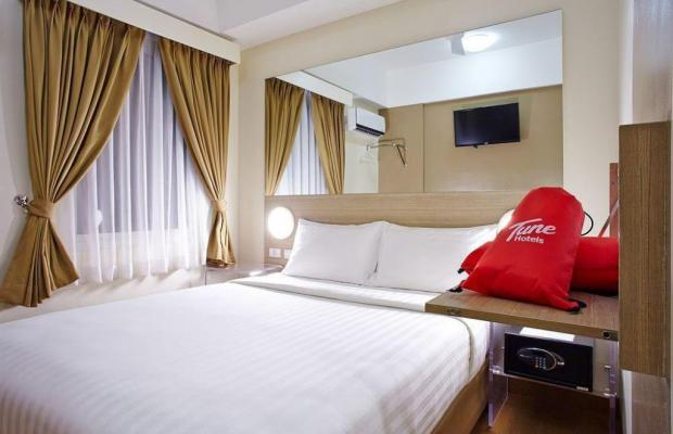 фотографии отеля Red Planet Davao (ex. Tune Hotel Davao) изображение №3