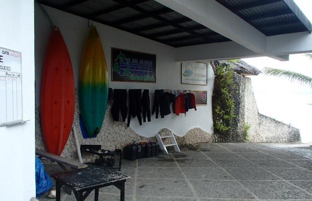 фотографии отеля Dolphin House Resort Moalboal изображение №3