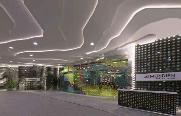 фотографии отеля Le Meridien Kuala Lumpur изображение №27