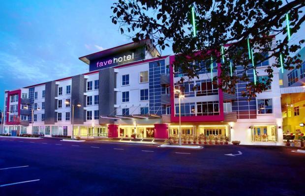 фото отеля Fave Hotel Cenang Beach изображение №25