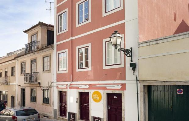 фото отеля Hello Lisbon Santos Apartments изображение №1