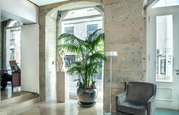фотографии отеля Lisboa Prata Boutique Hotel изображение №31