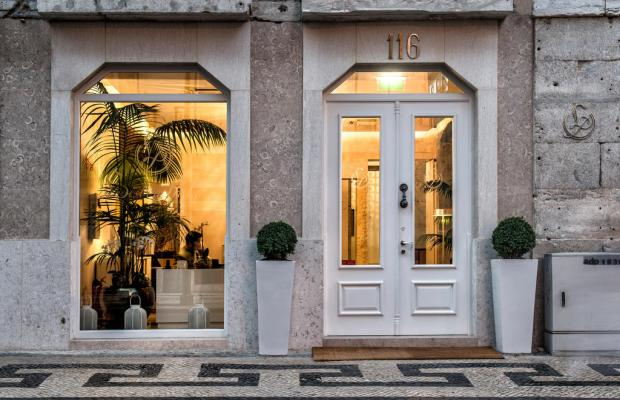 фотографии Lisboa Prata Boutique Hotel изображение №24