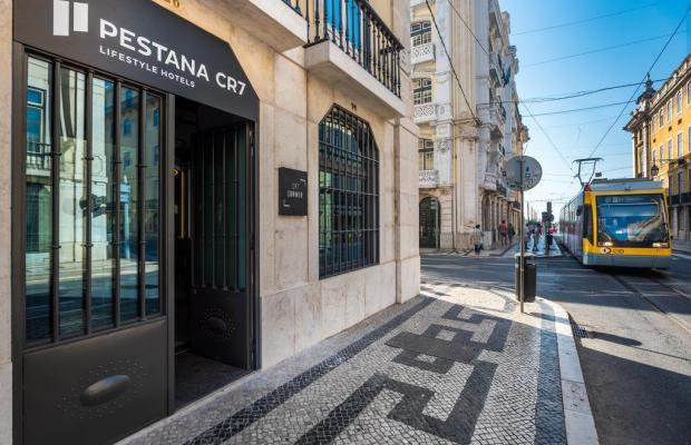 фотографии отеля Pestana CR7 Lisboa изображение №23