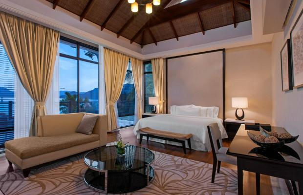 фотографии отеля The Westin Langkawi Resort & Spa (ex. Sheraton Perdana) изображение №15