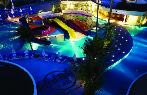 фотографии отеля Hard Rock Hotel Penang изображение №3