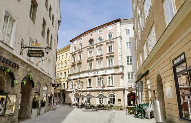 фотографии Radisson Blu Hotel Altstadt, Salzburg изображение №8